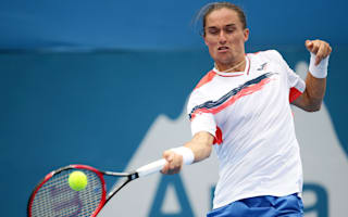Dolgopolov, Chardy untroubled in Sydney