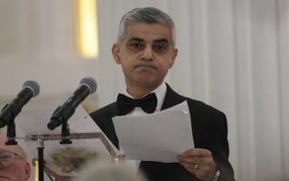 London air quality alert triggered by Mayor Sadiq Khan