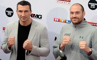 Klitschko threatens to take Fury to court over rematch negotiations