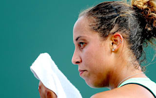 Top seed Keys ousted in Charleston as Venus also loses