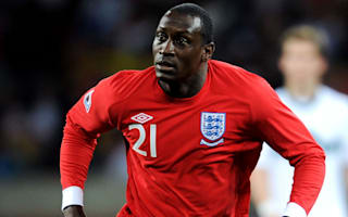 We put too much pressure on England - Heskey