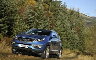 Road test: 2013 Kia Sportage