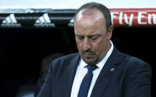 Zenden: Clasico loss damaged Benitez