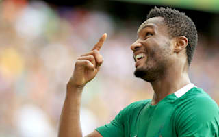 Nigeria 3 Algeria 1: Moses and Mikel boost World Cup hopes