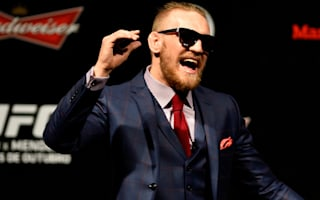 McGregor throws first punch, lands Twitter jab on Mayweather