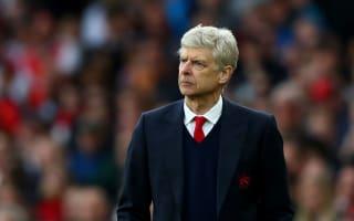 Arsenal boss Wenger not feeling the pressure against Man City