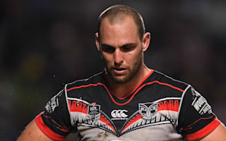 Mannering to miss Four Nations with knee injury