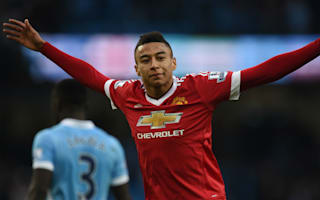 Lingard prefers central role