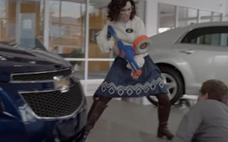 Video: Chevy creates a sitcom to promote local dealers