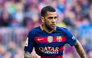 Alves: Barcelona was getting 'too easy'