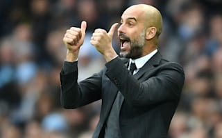 Guardiola: City only behind United in terms of titles