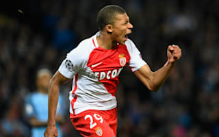 Monaco hotshot Mbappe beats Henry, Martial, Hazard and Benzema to Ligue 1 milestone