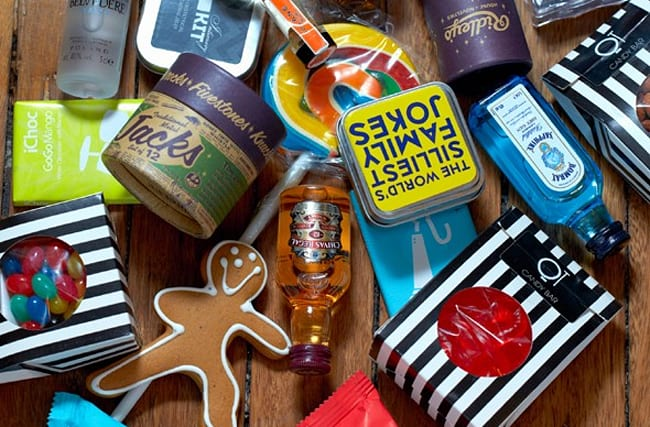 Ten of the coolest hotel minibars