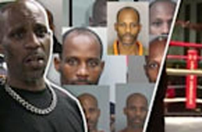 DMX Is Back in the Company of the Police