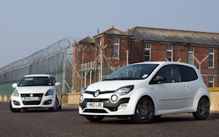 Pocket rocket shootout: Suzuki Swift Sport vs. Twingo Renaultsport