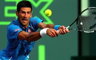 Djokovic moves into quarters-finals in Miami