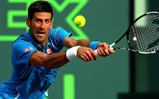 Djokovic moves into quarters-finals in Miami