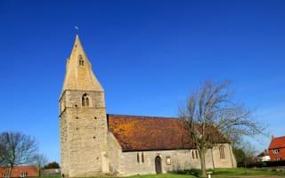 UK village church has 'more tilt than Leaning Tower of Pisa'