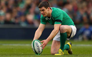 Schmidt confident Sexton will be fit for Six Nations opener