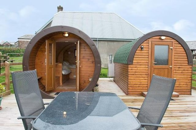 Rivendell Glamping Pods, Bude-Stratton, Cornwall