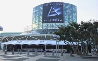 Super-size America doesn't extend to LA Auto Show