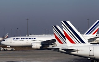 Air France plane grounded in Venezuela over bomb threat