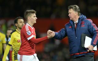 Mata: Varela playing like a Manchester United veteran