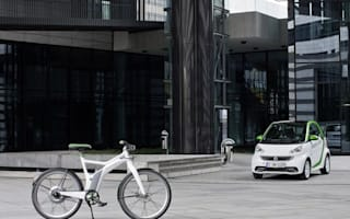 Smart electric bike on sale, for £2,500