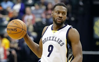 Grizzlies' Allen out indefinitely with strained calf