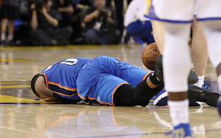 Westbrook vows revenge for Pachulia foul: 'I'm going to get his a** back'