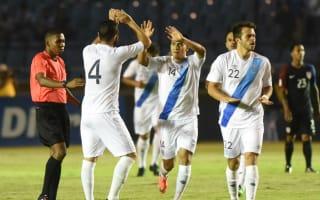 Guatemala 2 United States 0: Minnows shock poor visitors