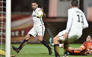 Falcao nets again as Monaco go top of Ligue 1