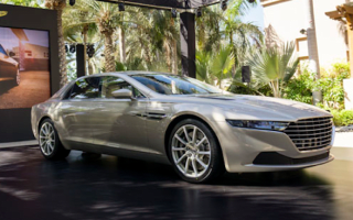 Aston Martin Lagonda Taraf could be launched globally