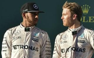 Rosberg apologies to Hamilton after Australia win
