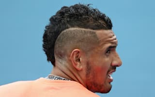 Kyrgios responds to Federer: I think I can win Australian Open