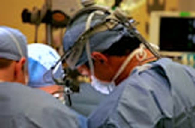 Conjoined twins separated in marathon surgery