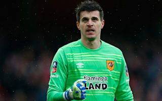 I got lucky with Campbell wonder save, admits Jakupovic