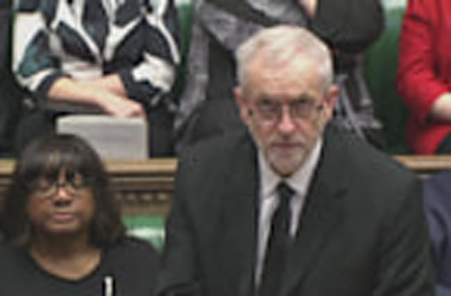 Corbyn: Yesterday's attack was an 'appauling atrocity'