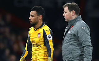 Wenger fears bad Coquelin news