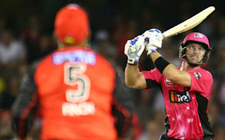 Lumb, Henriques fire record Sixers run chase