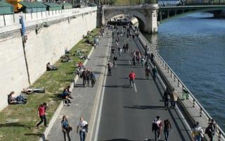 Paris' Georges Pompidou expressway to be pedestrianised