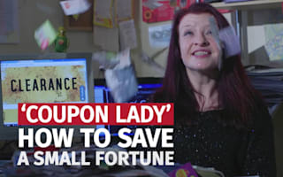 The super-saver who EARNS money on weekly shop