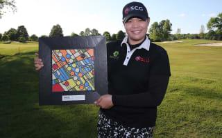 Jutanugarn wins again on LPGA Tour