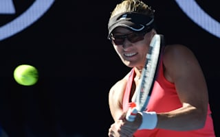Lucic-Baroni advances as Bouchard bows out in Mexico