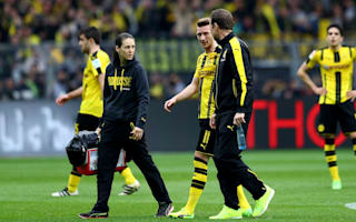 Dortmund without Reus until early April