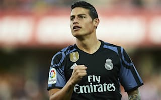 Perez praises James amid transfer talk