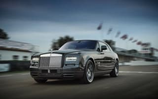 Bespoke Rolls-Royce created to celebrate the history of Goodwood