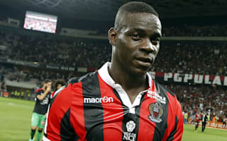 Balotelli could make Nice return against Krasnodar