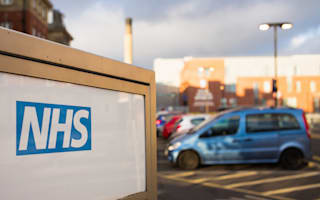 Hospital visitors hit with £13.3 million in parking fines during 2015/2016