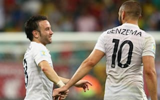 Valbuena: I have no problems playing with Benzema